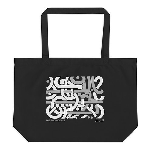 THE TWO OCEANS Tote Bag