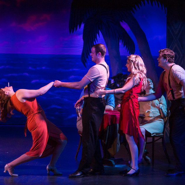 Guys and Dolls at Thin Air Theatre Company