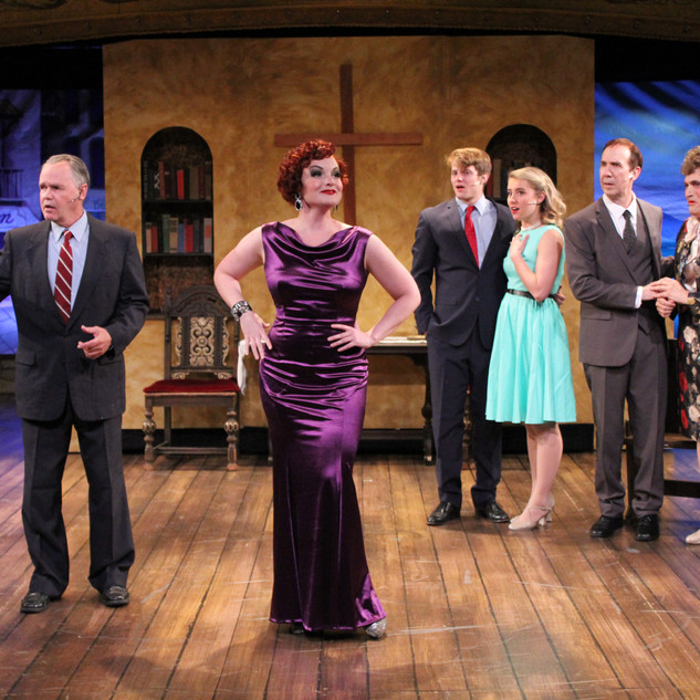 La Cage aux Folles at Cortland Repertory Theatre