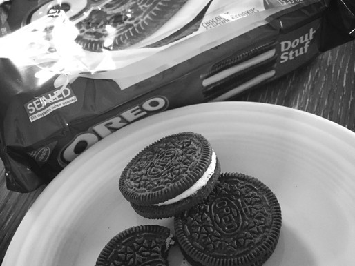 The Problem With Double-Stuffed Oreos.