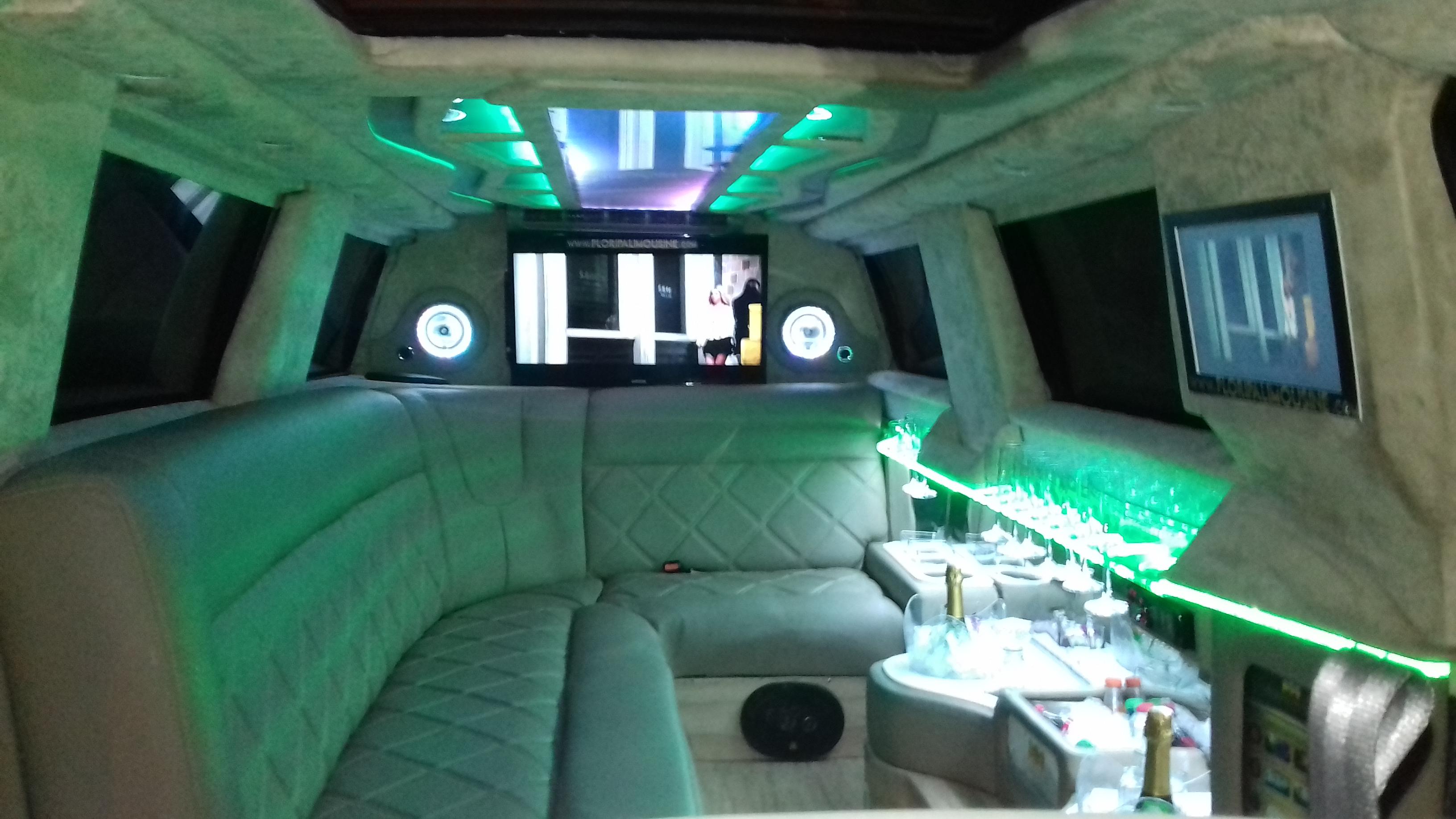 interior luxo