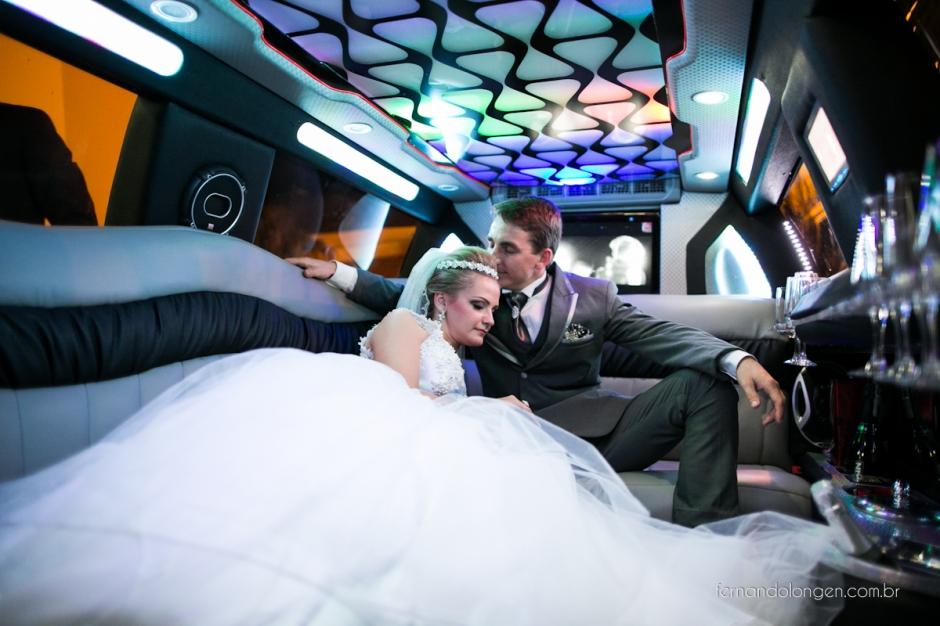 interior limousine aluguel