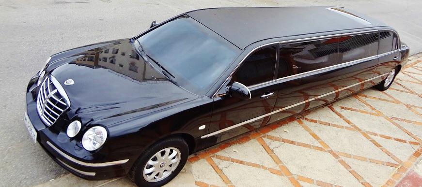 limousine teto solar floripa