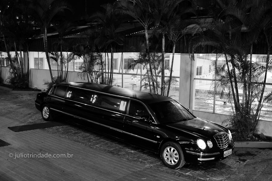 Limousine preta floripa