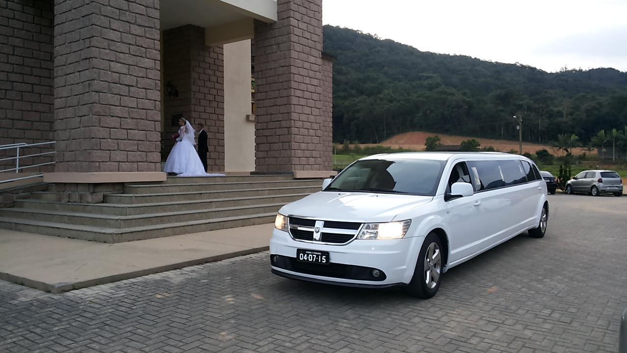infinity limousine itajai