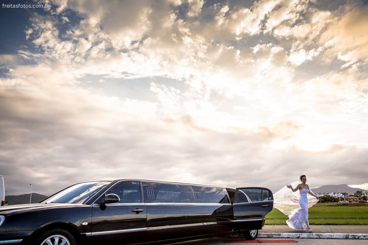 wedding luxury floripa limousine