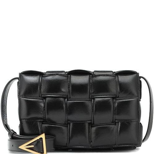 The Shoulder Bag Black