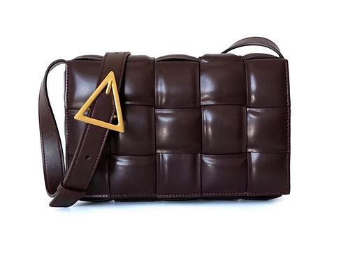 The Shoulder Bag Brown