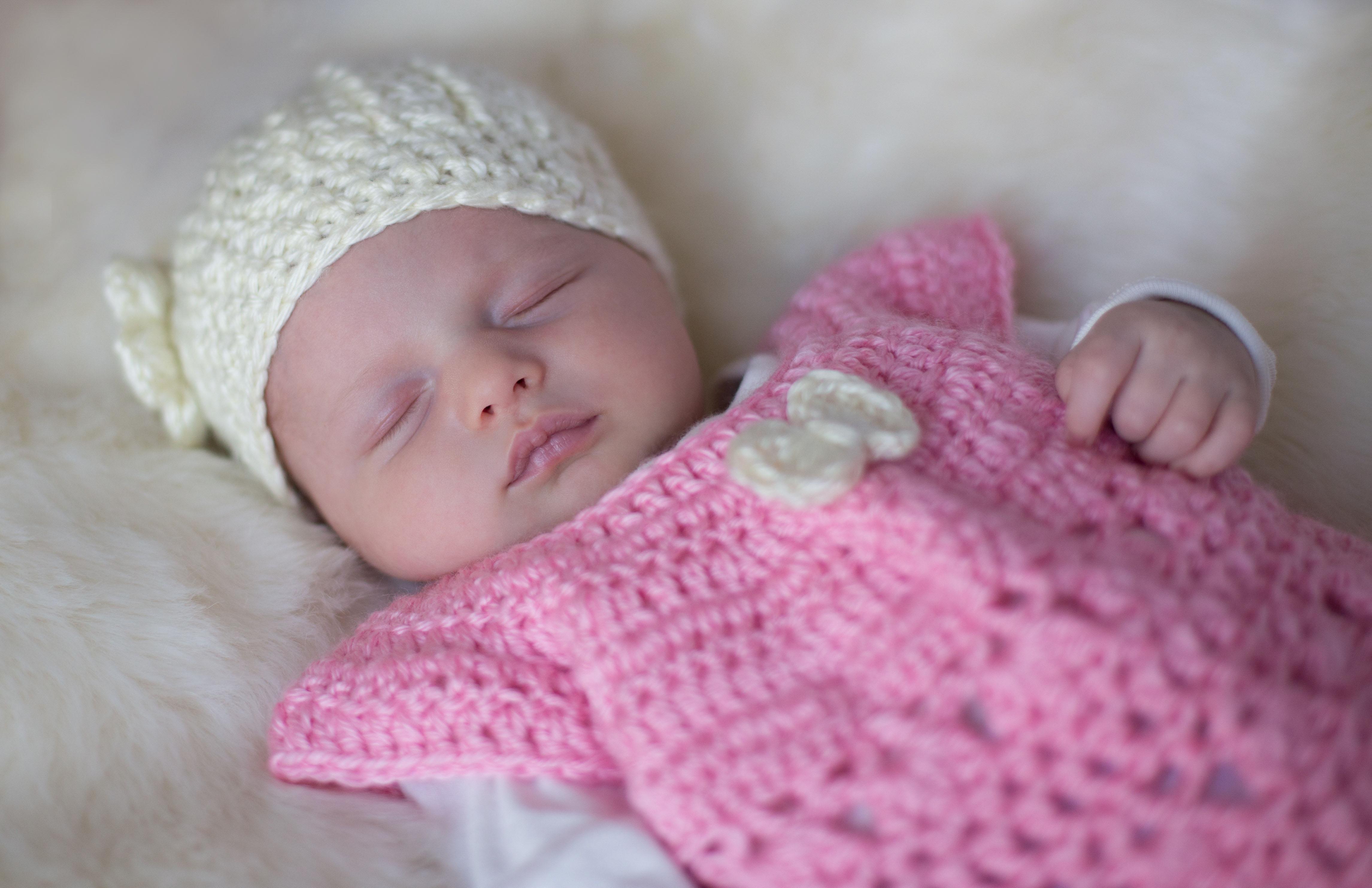Baby 3 Wochen alt