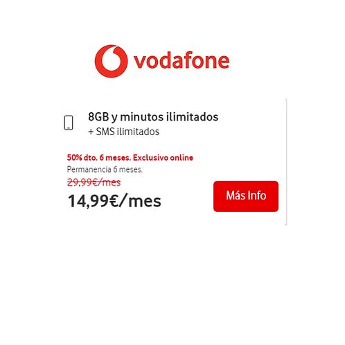 Solo linea - Ilimitada y 8 GB