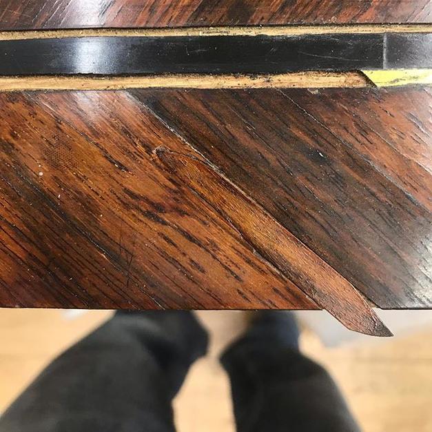 Veneer and Surface Repair