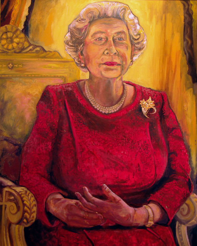 Icon - Her Majesty the Queen