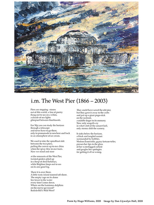 The West Pier - Hugo Williams