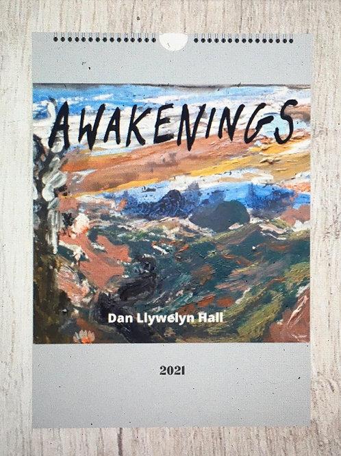 2021 Awakenings Calendar