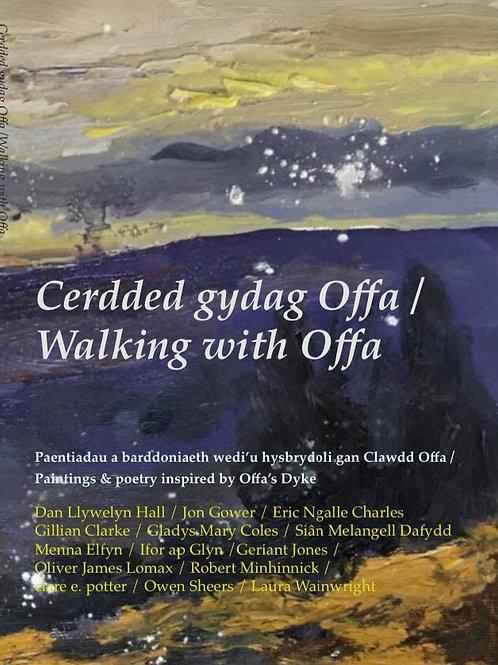 Walking with Offa / Cerdded gydag Offa Book