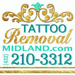 Tattoo Removal Midland Logo