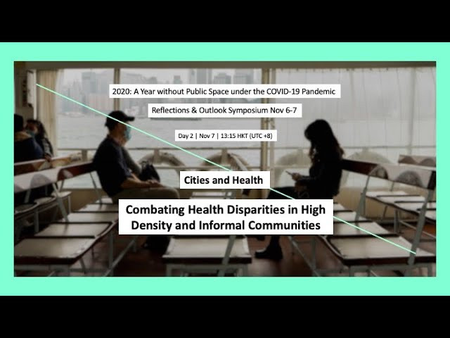Combating Health Disparities