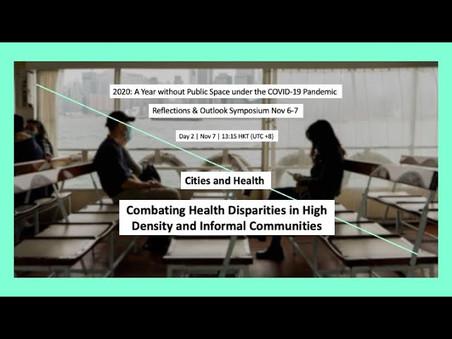 Combating Health Disparities