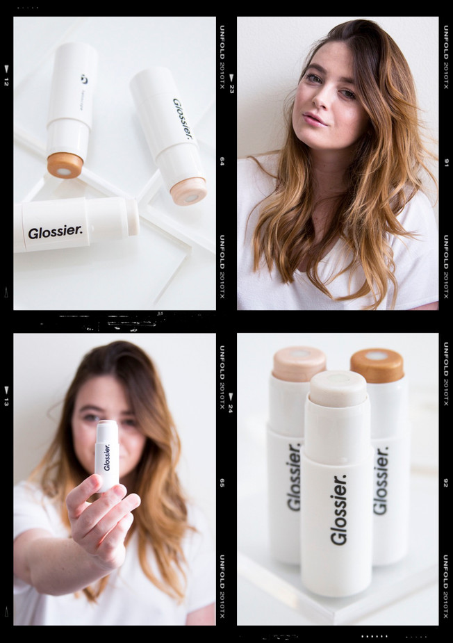 Find Your Light with Glossier's Haloscope