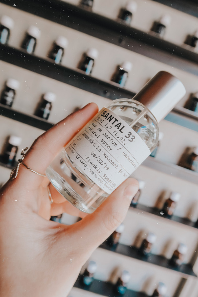 Finding My Scent with Le Labo