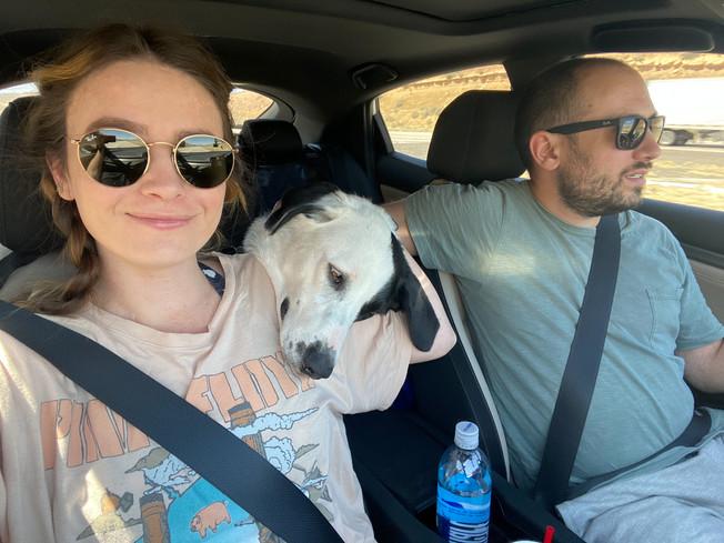 Road Trip to California