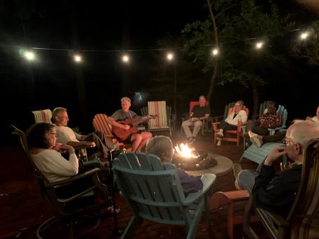 Christ Church's Autumn Retreat