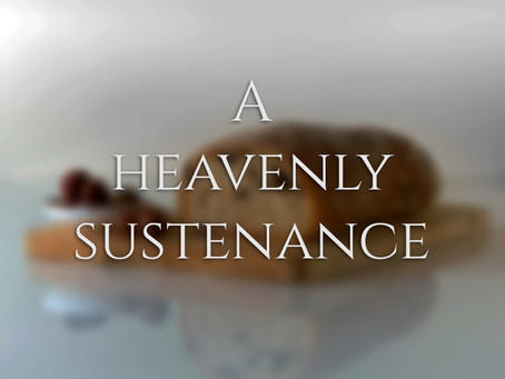 Lenten Meditation: The Feast