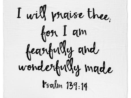Lenten Meditation: Psalm 139:1-8, 12-17