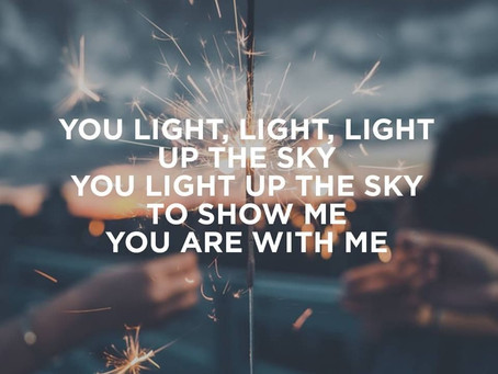 Sunday Song: Light Up the Sky