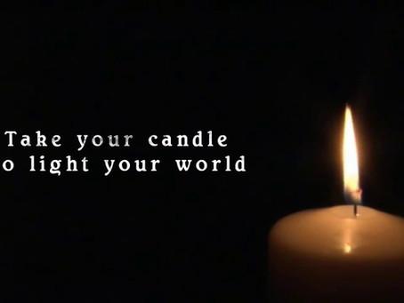 Sunday Song: Go Light Your World