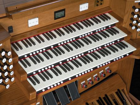 Christ Church's December Organ Recital - December 13th