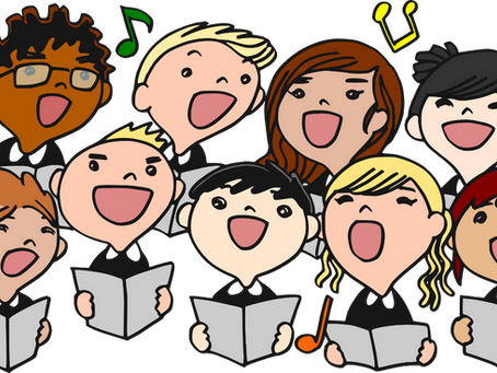 YES! Our Choirs are Taking Shape Again!