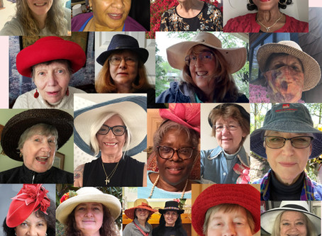 WOCC - Hats For Mother's Day!