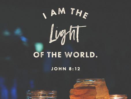 Lenten Meditation: Light of God