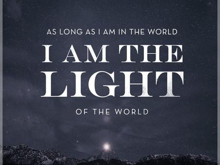 Lenten Meditation: Scriptures Focused on God's Light