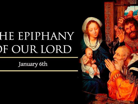 Epiphany Eucharist in Old Brick - January 6th