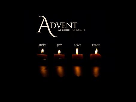 Advent at Christ Episcopal Church