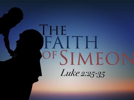 Lenten Meditation: Simeon