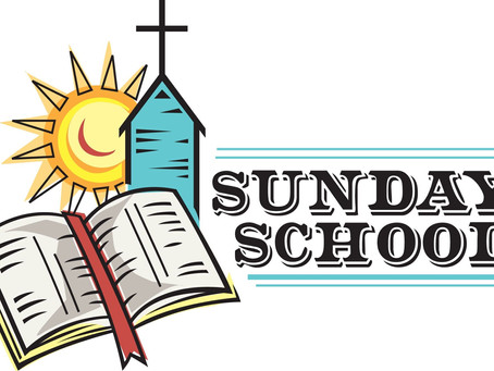 Sunday School Registration is Going Strong!