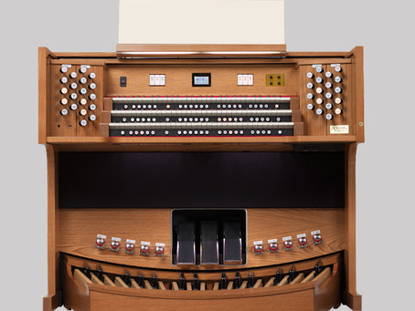 October Organ Recital - October 4th