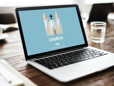 Lenten Meditation: Be God's Light - Staying Connected Through Technology