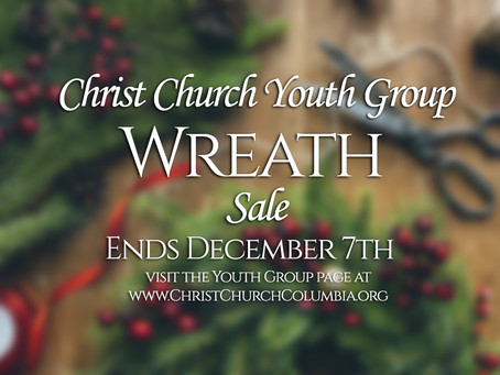 Wreath Sale - Final Days