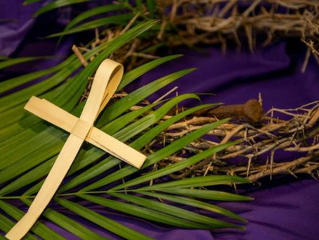 Collect, Readings & Sermon for Palm Sunday