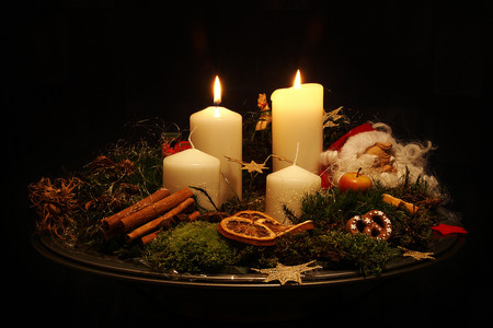 Collect, Readings and Sermon for December 9, 2018