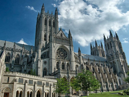 Watch Upcoming Virtual Services from the National Cathedral and Old Brick