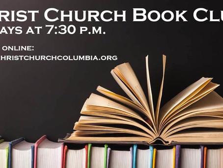 Christ Church Book Club - Friday Evenings