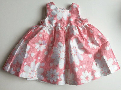 HOLIDAY EDITIONS PreLoved floral dress | 6-9 months