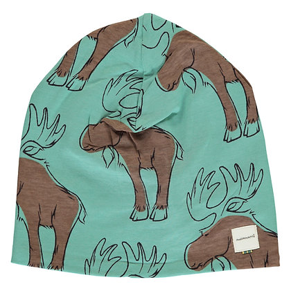 MAXOMORRA organic Hat (Velour Lining) | Mighty Moose
