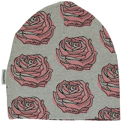 MAXOMORRA organic Hat | Rose