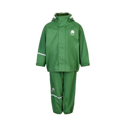CeLaVi Basic Rainwear Set   Elm Green